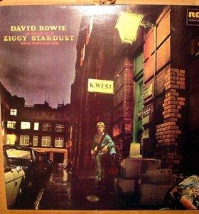 Пластинка David Bowie – The Rise And Fall Of Ziggy