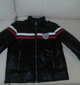 Куртка весна - теплая осень