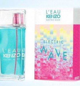 KENZO L 39 Eau par Kenzo Electric Wave Pour Femme