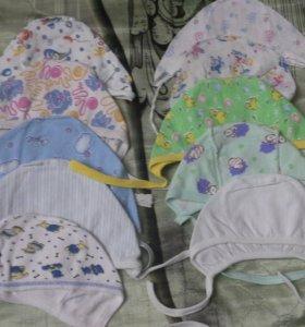 Шапочки для младенца