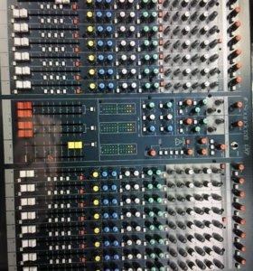SoundCraft LX7ii - 16 канальный микшерский пульт