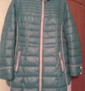 Продаю куртку теплую