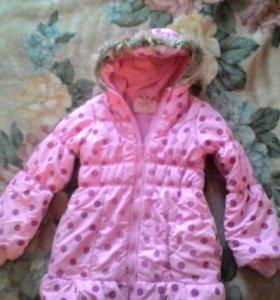 Детская куртка. б/у