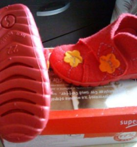 Тапочки-ботиночки д/д р22