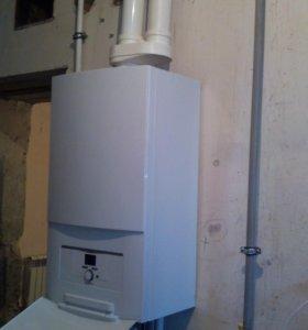 Ремонт и обслуживание газовых котлов в Ульяновске