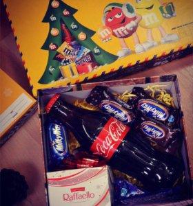 Подарок из сладости 🍬