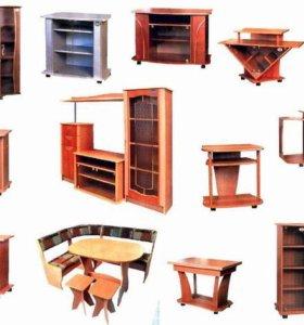 Разбока,сборка,ремонт мебели