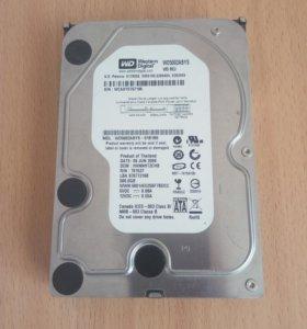 Жесткий диск Western Digital 500gb
