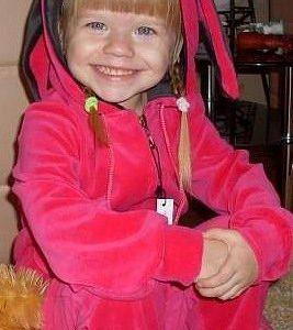 Детский велюровый костюм. Пр-во Россия