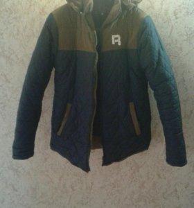 Куртка зимняя.52-54 размер