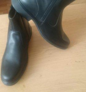 Зимние ботинки 47 размер