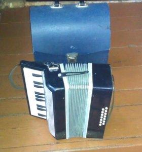 Удобный полноценный Маленький аккордеон , обмен