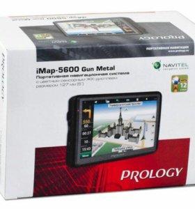 Авто навигатор prology imap 5600