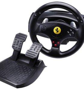 Руль и педали для PK и PS3 или обмен