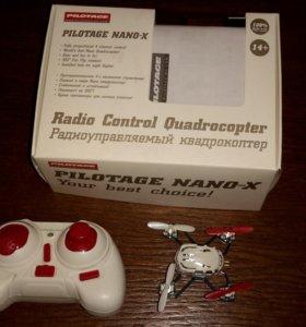 Квадрокоптер Pilotage nano X б/у