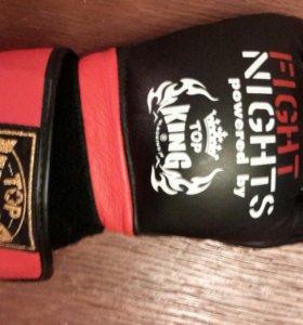 Перчатки MMA Top King Fight Nights extreme