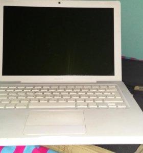 Ноутбук макбук
