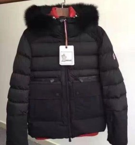 Зимняя куртка пуховик Moncler новая