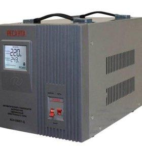 Стабилизатор напряжения Ресанта асн-8000/1-Ц