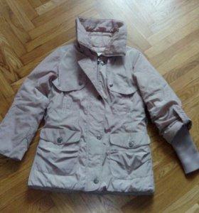 Куртка теплая 46-48