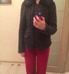 Осенний пиджак