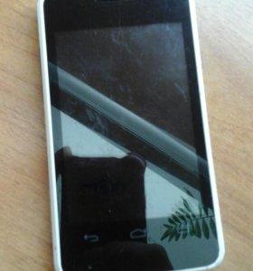 Продам телефон МТС в не рабочем состоянии