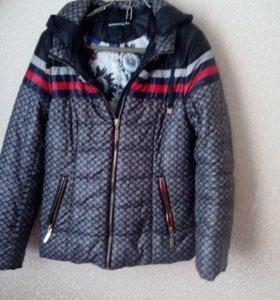 Куртка зима....Очень тёплая....