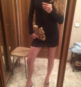 Платье Туфли сумка