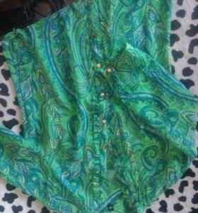 блузка zolla
