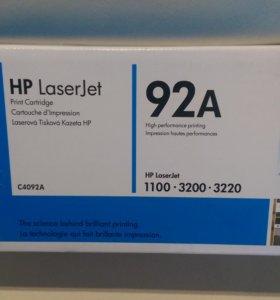 Картридж HP 92a