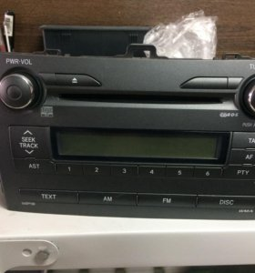 Штатная MP3 автомагнитола