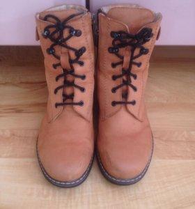 Ботинки зимние❄️