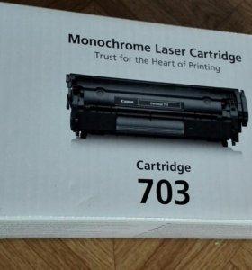 Катридж Canon 703