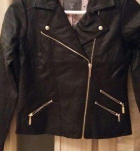 Куртка детская Эко кожа новая