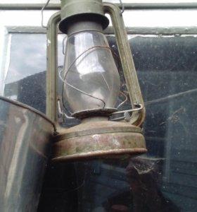 Фонарь керасиновый