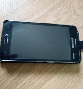 Телефон Samsung Galaxy Core 2 Duos SM-G355H/DS