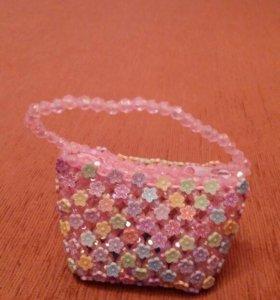 Кукольная сумочка