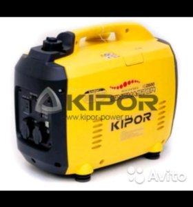 Новый инверторный генератор Kipor ig2600