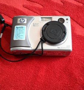 Фотоаппарат Н-Р 635 Photosmart