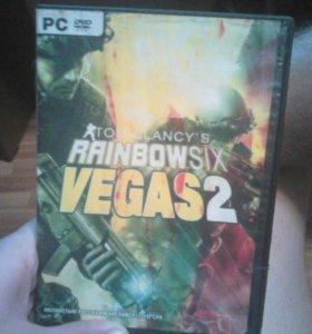 "Клевая игра ""Tom Clancy's RainbowSIX VEGAS2"""