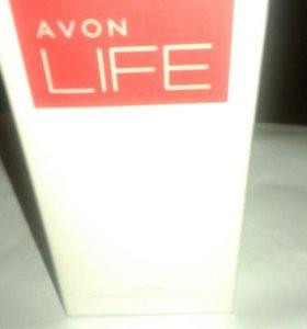 Туалетная вода Avon LIFE