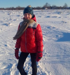 Куртка зимняя РОССИЯ