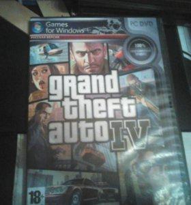 "Игра ""GTA IV"""