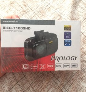 Видеорегистратор Prology ireg-7100shd
