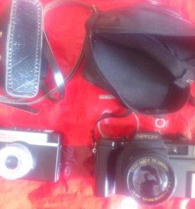 Старые Фотоаппараты С Чехлами