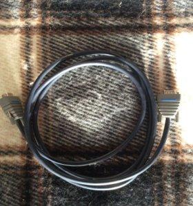 Продам VGA- кабель (б/у)