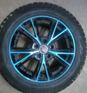 Продам шины и диски подходят для Ford