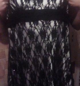 Вечерние платье (новое) не одевала