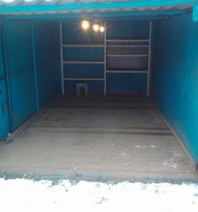 Продам гараж ул.Ясеневая14а