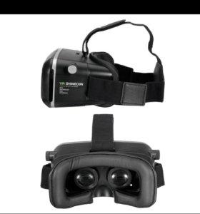 3D-очки и Bluetooth пульт для смартфона